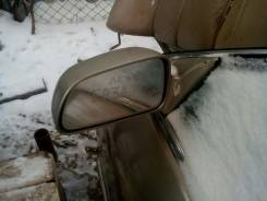 Зеркало заднего вида боковое. Mitsubishi Galant, EA3A