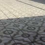 Плитки тротуарные.