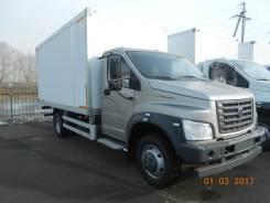 ГАЗ Газон Next. Автомобиль Газон NEXT c г/п 5 000 кг и дизельным двигателем ЯМЗ, 4 500 куб. см., 5 000 кг.