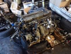 Двигатель  KA24DE Nissan в разборе