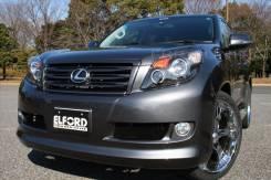 Обвес кузова аэродинамический. Toyota Land Cruiser Prado, GDJ150L, GDJ150W, GRJ150, GRJ150L, KDJ150L, TRJ150W. Под заказ