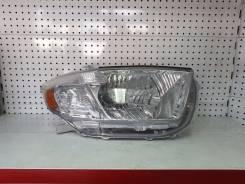 Фара. Toyota Highlander, GSU40, GSU45