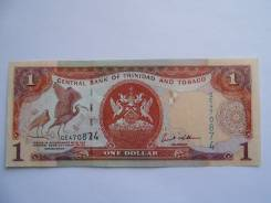 Доллар Тринидада и Тобаго.