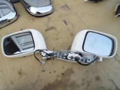 Зеркало заднего вида боковое. Mazda Bongo Friendee, SGEW Двигатель FEE