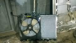 Радиатор охлаждения двигателя. Mazda Capella, GD8P Двигатель F8