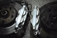Рабочая тормозная система. Nissan Stagea