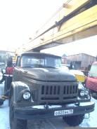 ЗИЛ 131. Подъемник Автомобильный ВС-22-МС, 6 000 куб. см., 22 м.