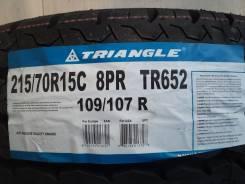 Triangle Group TR652. Летние, 2016 год, без износа, 4 шт