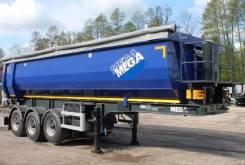 MEGA. Полуприцеп самосвальный Mega 28 hp в наличии, 30 000 кг.