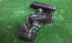 Патрубок воздухозаборника. Mitsubishi Diamante, F46A, F36A, F31AK, F31A, F41A Двигатели: 6G73, GDI