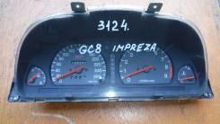 Спидометр. Subaru Impreza, GC8