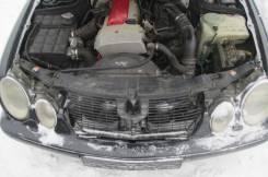 Коллектор впускной. Mercedes-Benz CLK-Class, W208 Двигатель 111 975