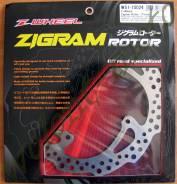 Тормозной диск ZWheel F-Disk Rotor перед XR230/250/400/600/650R, CRM250R W51-10024