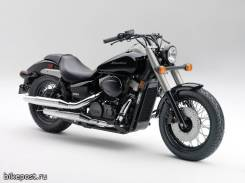 Honda Shadow 750. 745 куб. см., исправен, птс, без пробега