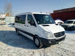 Mercedes-Benz Sprinter. Mercedes-benz Sprinter, 2 200 куб. см., 7 мест