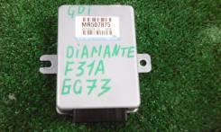 Блок управления дроссельной заслонкой. Mitsubishi Chariot Grandis, N96W, N86W Mitsubishi Diamante, F36A, F31A, F41A, F46A Mitsubishi Challenger, K99W