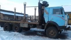 Камаз. Продается камаз лесовоз 53212, 10 850 куб. см., 18 225 кг.