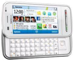 Nokia C6-00. Б/у