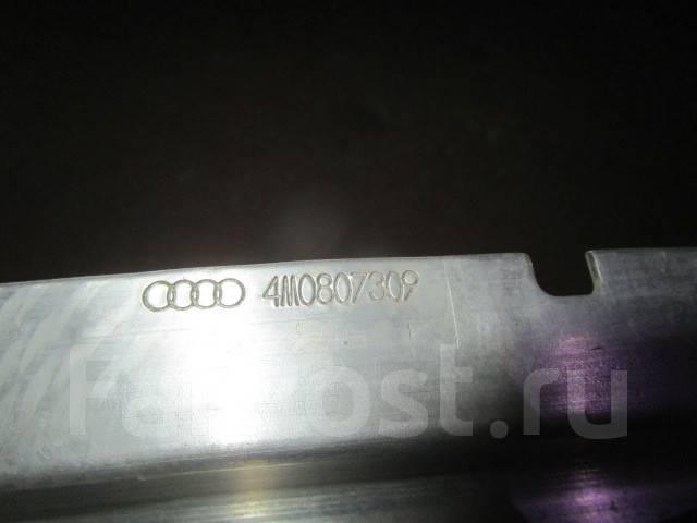 Жесткость бампера. Audi Q7, 4MB Двигатели: 1T, CEUA, CREC, CRTC, CRTE, CUEA, CVJA, CVMD, CVZA, CYMC, CYRB, CZAA, CZAC, CZZA, CZZB, DDEA, PR