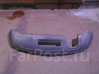 Накладка на бампер. Audi Q3, 8UB Двигатели: CUWA, CZDACZEA, CULC, CULB
