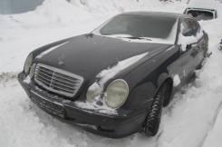 Накладка на порог. Mercedes-Benz CLK-Class, W208 Двигатели: 111, 975