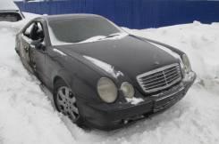 Интеркулер. Mercedes-Benz CLK-Class, W208 Двигатели: 111, 975