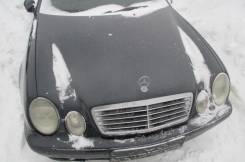 Механизм центрального замка. Mercedes-Benz CLK-Class, W208 Двигатель 111 975