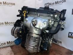 Двигатель в сборе. Hyundai Accent Двигатель G4ECG