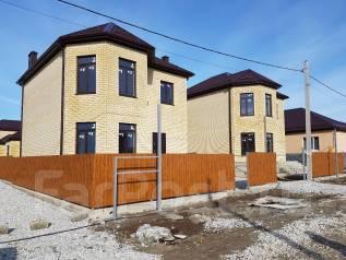 Продается дом 130 кв. м. на 4 сотках в хорошем районе станицы Анапской. Анапская, р-н Анапский, площадь дома 130 кв.м., централизованный водопровод...