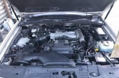 Двигатель в сборе. Toyota Crown, JZS145, JZS143 Двигатель 2JZGE
