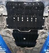 Защита двигателя. Toyota Land Cruiser