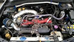 Двигатель в сборе. Subaru Forester