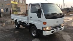 Toyota Hiace. Односкатник 4WD., 2 800 куб. см., 1 500 кг.