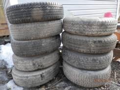Bridgestone Eager. Всесезонные, 2014 год, износ: 5%, 1 шт