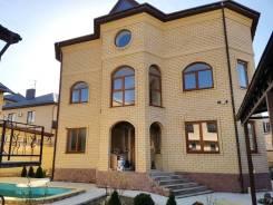 Продается коттедж в городе Анапа. Анапа, р-н Анапский, площадь дома 333 кв.м., централизованный водопровод, электричество 15 кВт, отопление газ, от а...