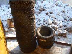 Nokian Hakkapeliitta 5. Зимние, шипованные, 2012 год, без износа, 4 шт