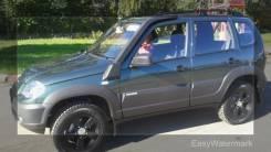Шноркель. Chevrolet Niva. Под заказ