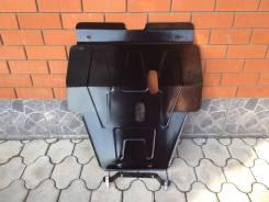 Защита двигателя пластиковая. Daewoo Nexia