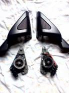 Динамики в дверь пищалки Subaru Forester SG5