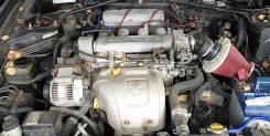 Двигатель в сборе. Toyota Caldina, ST215 Toyota Carina E Toyota Celica, ST202, ST202C Toyota Carina ED, ST202 Двигатель 3SGE