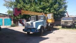 ЗИЛ 4333. Продаётся автокран (кс 2571), 6 000 куб. см., 6 500 кг.