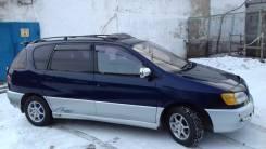Toyota Ipsum. автомат, передний, 1.3 (135 л.с.), бензин, 203 тыс. км