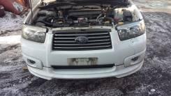 Решетка радиатора. Subaru Forester, SG5 Двигатель EJ205