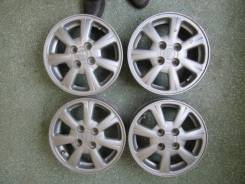 Daihatsu. 4.5x14, 4x100.00, ET45, ЦО 53,0мм.