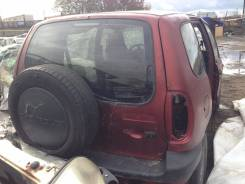 Дверь багажника. Chevrolet Niva. Под заказ