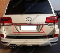 Накладка на дверь. Toyota Land Cruiser