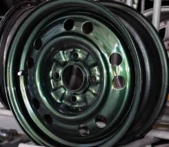 Steel Wheels. 6.0x15, 5x114.30, ET45, ЦО 67,1мм.