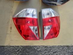 Стоп-сигнал. Honda Edix, BE1 Двигатель D17A