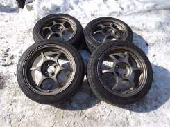 Black Racing. 7.0x16, 4x100.00, ET44