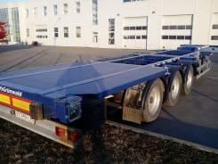 Grunwald. Контейнеровоз низкорамный новый 2015 год., 32 350 кг.
